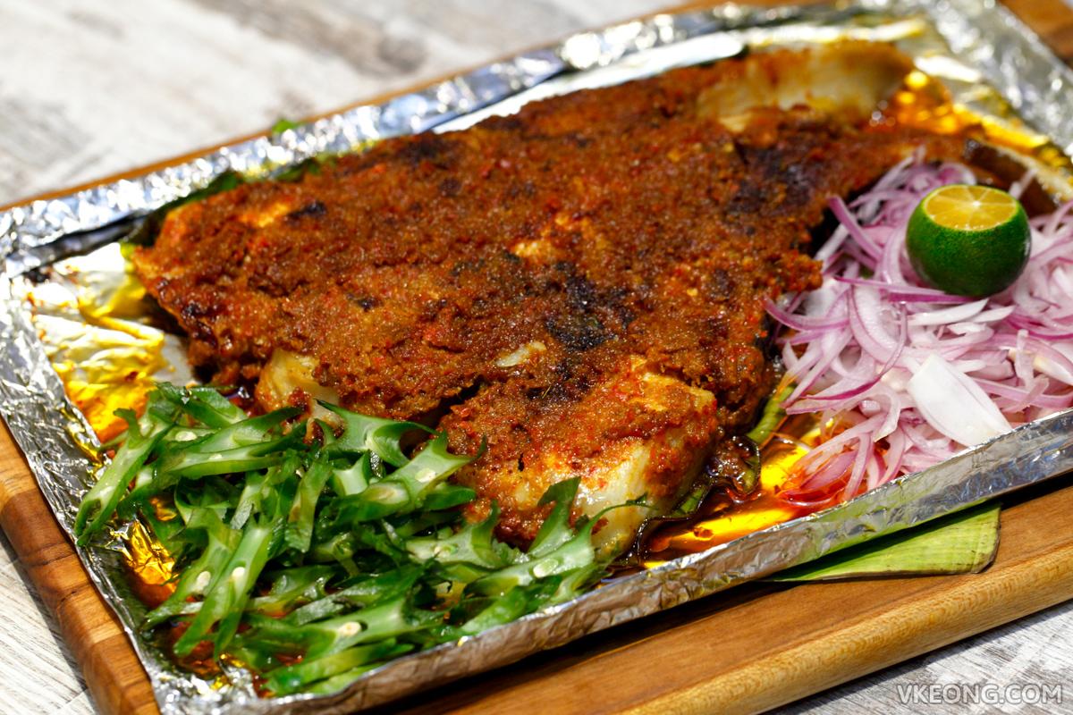 Bubu Grill Seafood Ikan Bakar