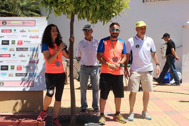 VI Carrera Urbana Arroyo de la Miel (entrega de trofeos)