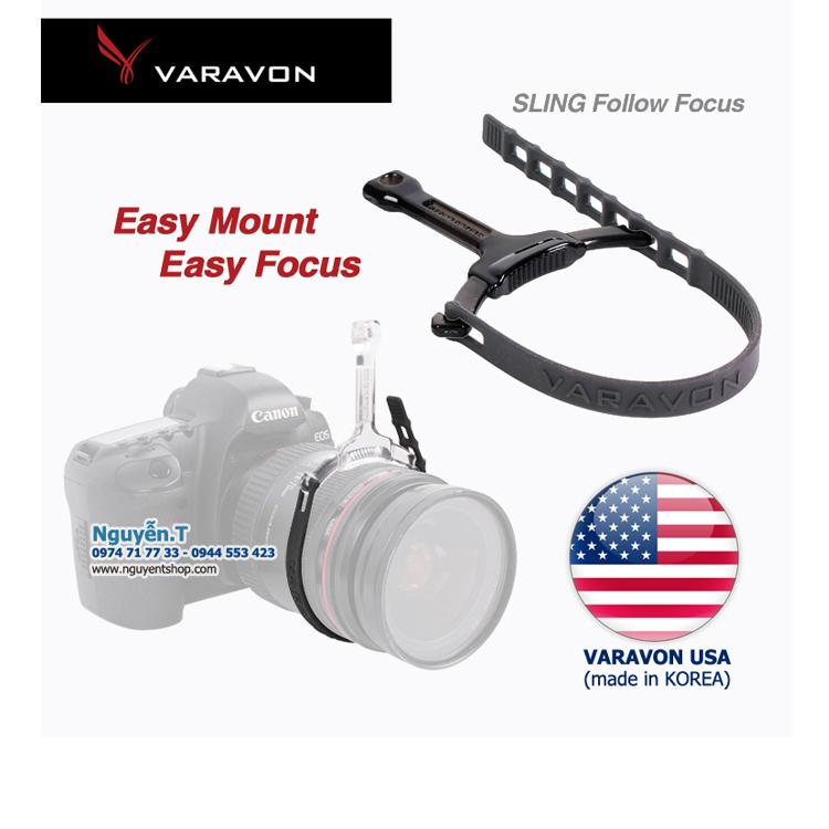 Vòng cao su lấy nét Varavon sling follow Focus USA