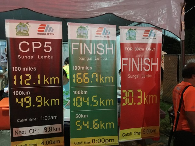 Penang ECO 100 race site