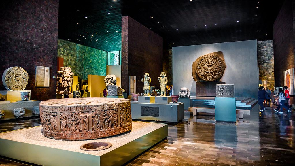 Museo Nacional de Antropología de México | Ciudad de ...