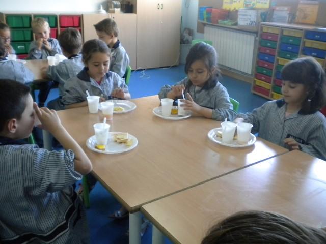 P5A esmorzar sa