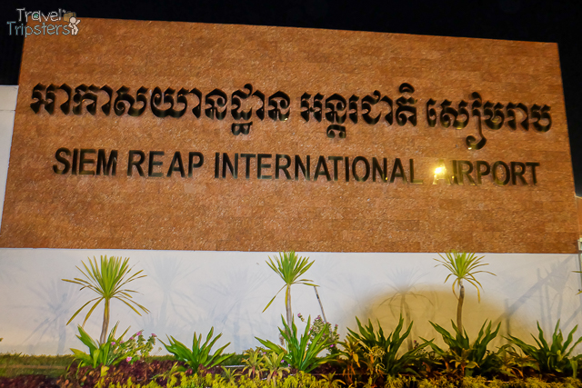 siam reap international airport