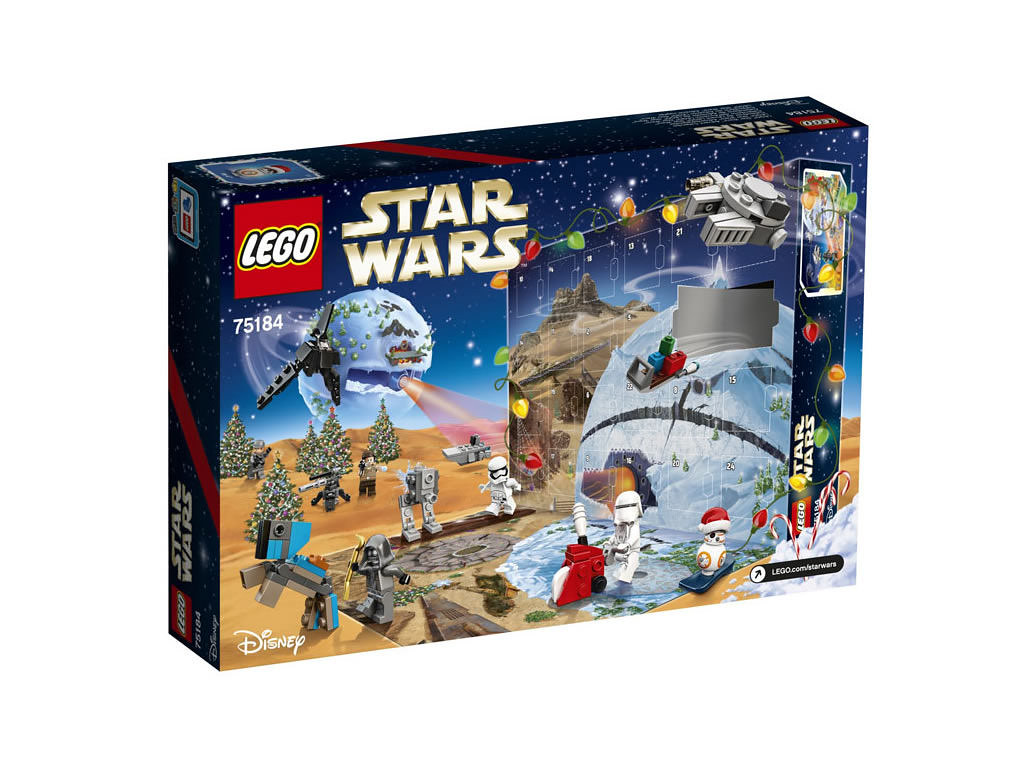 LEGO Star Wars 75184 - Advent Calendar 2017
