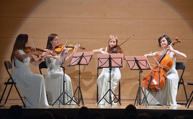 Concerts a la Fundació: Cuarteto de Cuerda Valencia