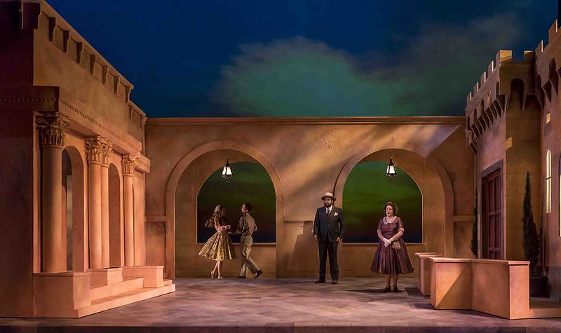The Light in the Piazza - Lyric Theatre @ Illinois