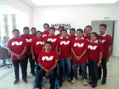 Visitas a empresas: National Soft