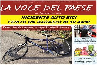 Noicattaro. Prima pagina n.17-2017 front