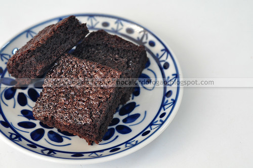 Brownies mexicanos
