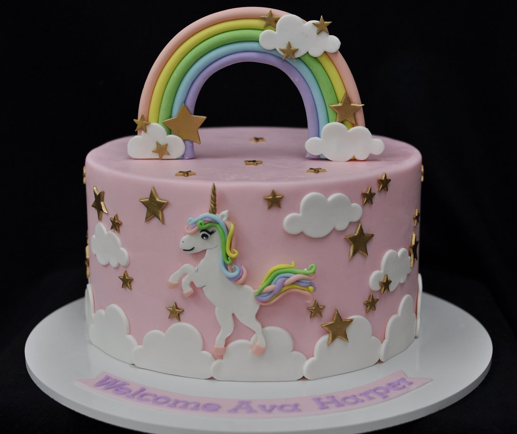 Fondant Birthday Cake Prices