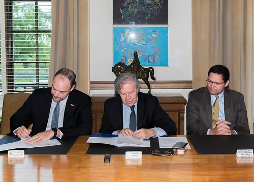 OAS will Support the Dominican Republic to Develop Its National Cyber Security Policy