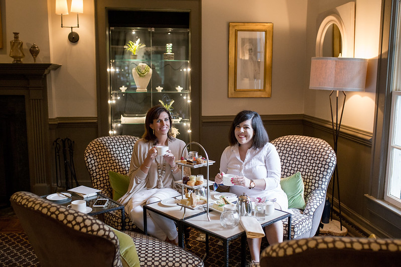 Afternoon Tea-@headtotoechic-Head to Toe Chic