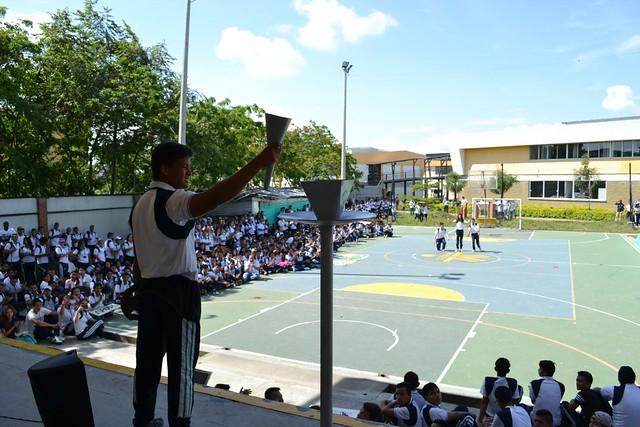 Inauguración Juegos Interambientes