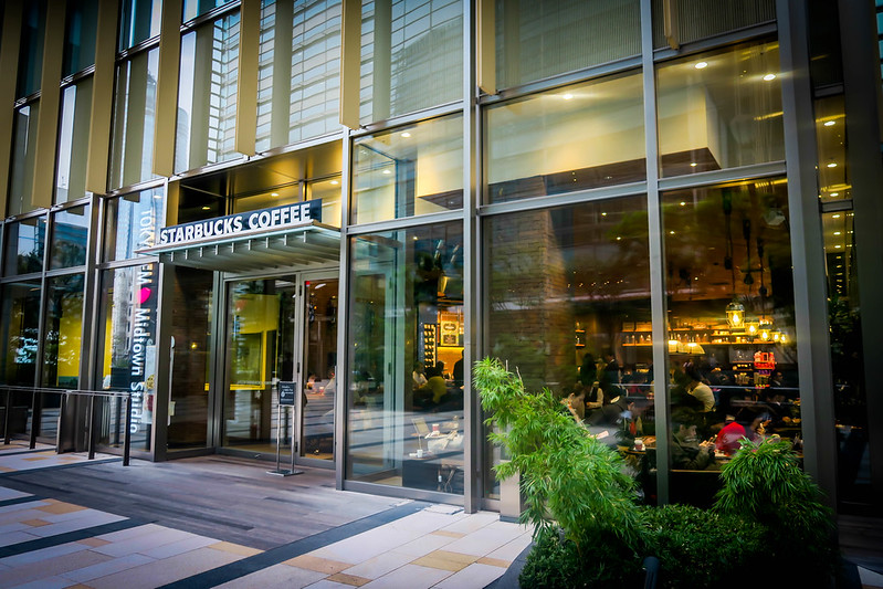 The One About Tokyo Midtown In Akasaka Dennis A Amith