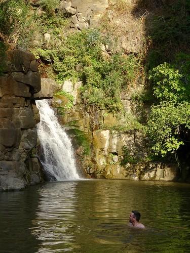 Hike Yehudia waterval