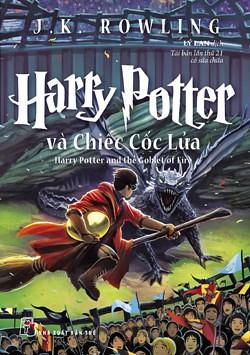 Harry Potter và Chiếc Cốc Lửa - J.K. Rowling (Bản Mới)