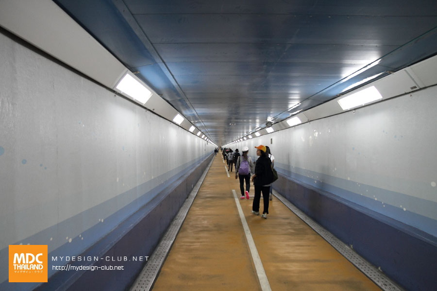 Kanmon Pedestrian Tunnel_13