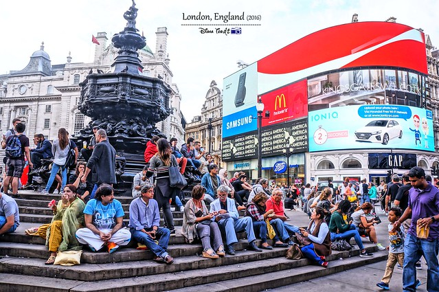 2016 London - Piccadilly Circus 02
