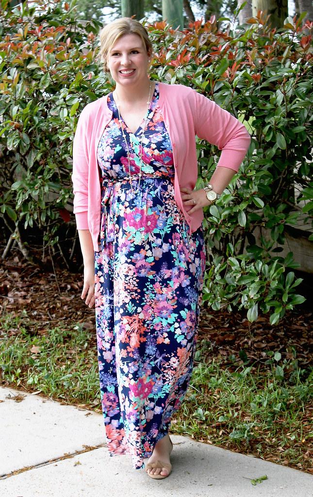 floral maxi dress 3