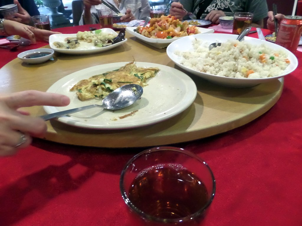 Lunch in Malacca