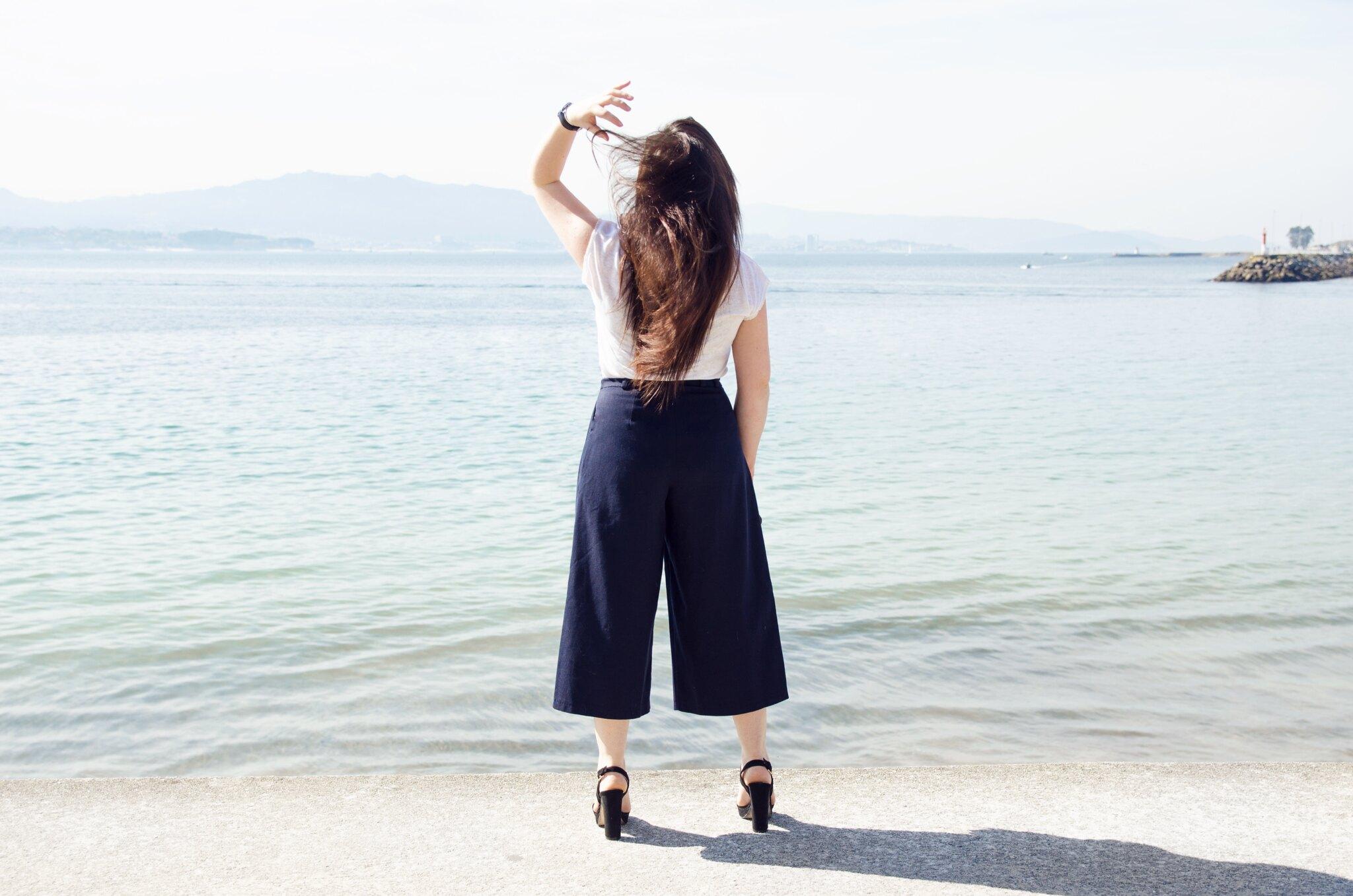 Cómo llevar un pantalón culotte en 2017