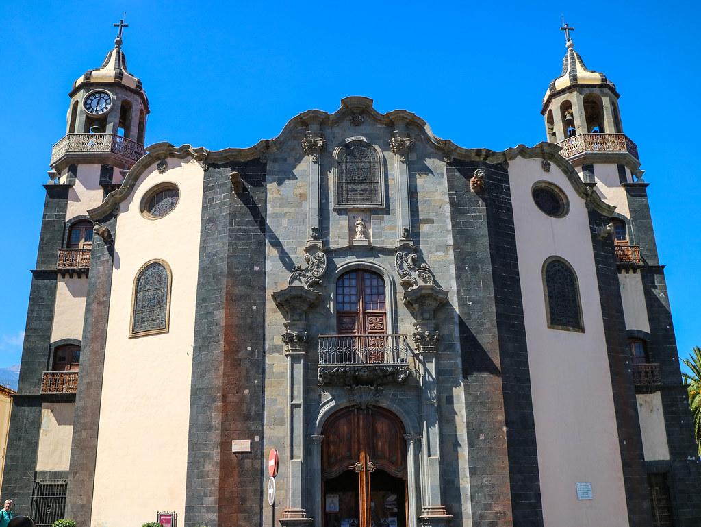 Iglesia La Concepcion Orotava