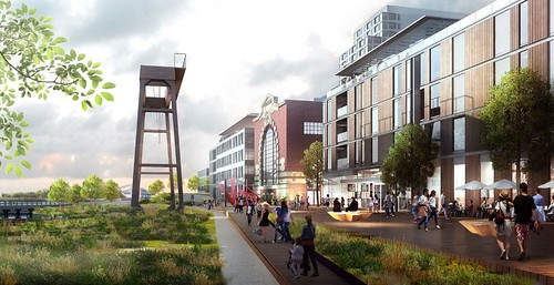 South Boston Power Plant Renderings