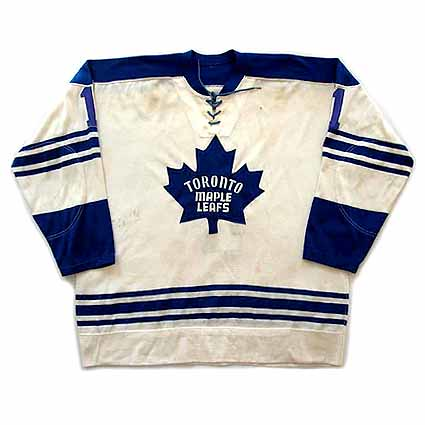 Toronto Maple Leafs 1966-67 F H jersey