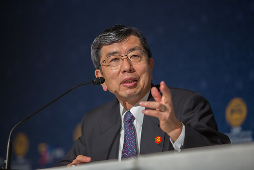 50th Annual Meeting: President's Opening Press Conference | by Asian Development Bank President