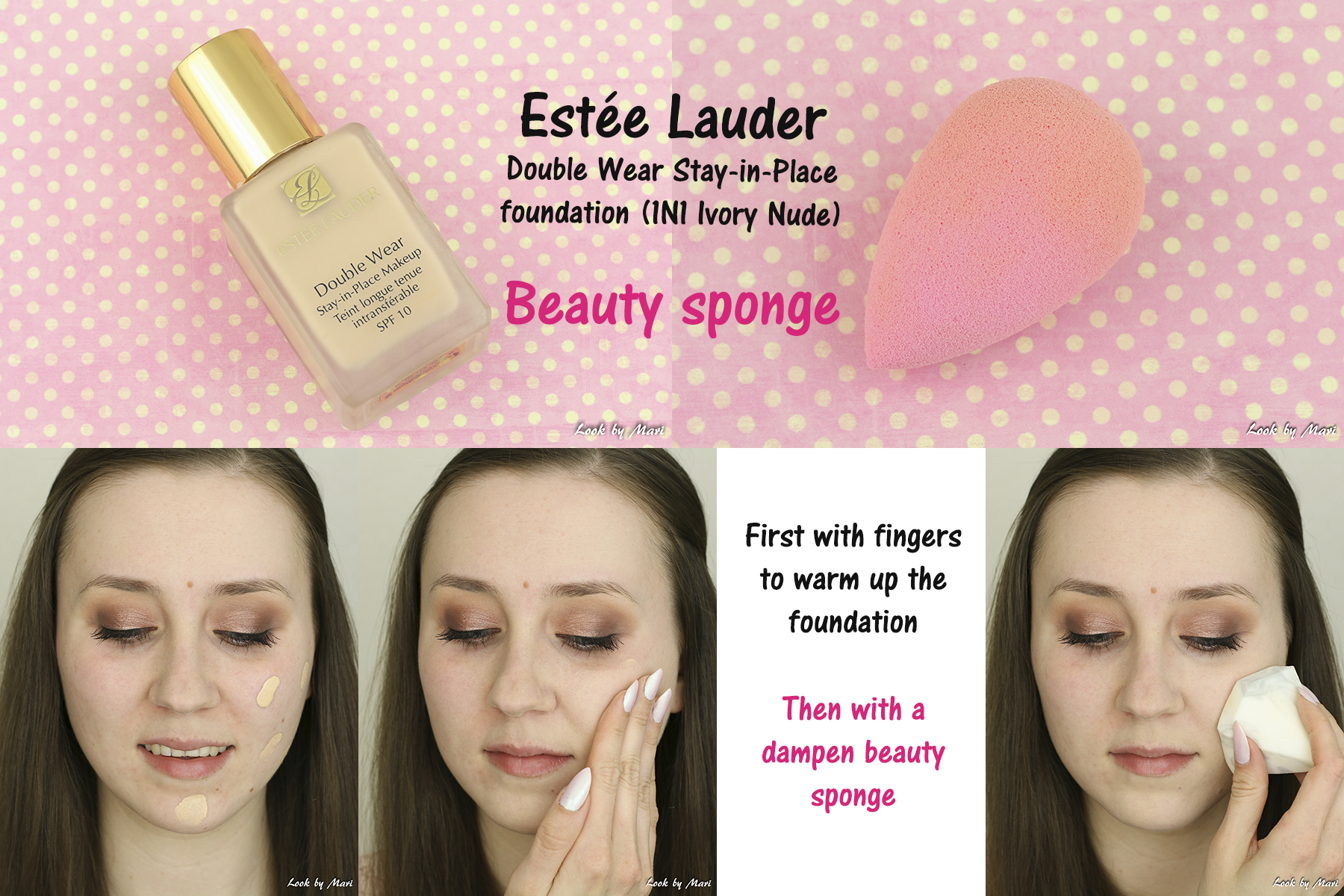 8 estee lauder double wear foundation review tips tutorial kokemuksia