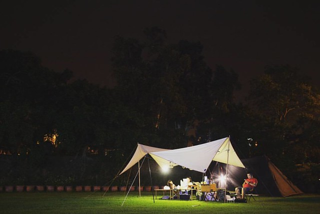 20170505 不露 會blue #歐北露 #campinglife #soulwhattent