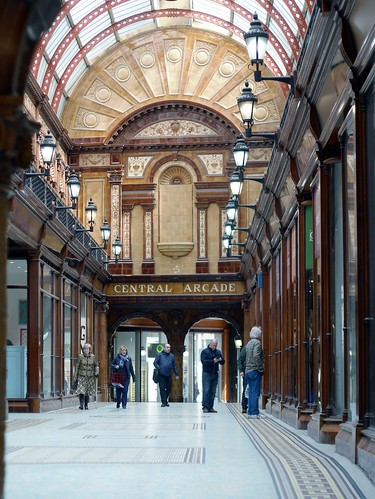 Central Arcade | by the justified sinner