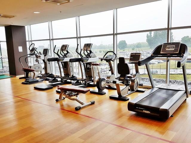 Sheraton Malpensa Hotel 04 - Gymnasium