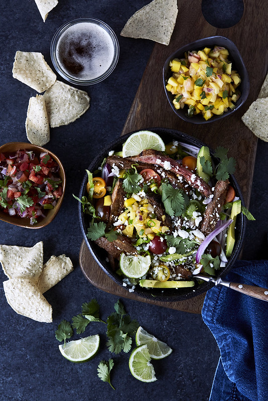 Carne Asada Burrito Bowl {paleo-friendly}
