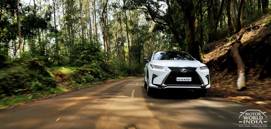 Lexus-RX-450h-Tracking-Shots