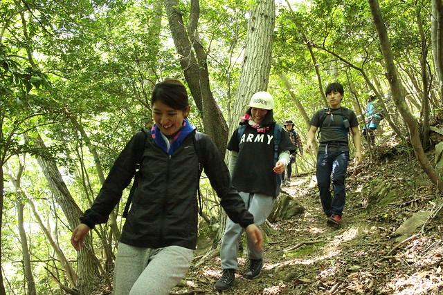 月一ハイキング「矢筈山」 (115)