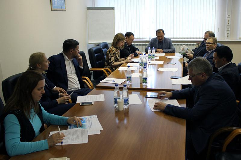 Заседание правления АРПП