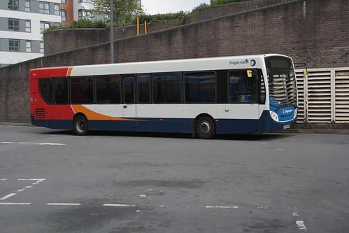 Stagecoach South 27836 GX62BVW