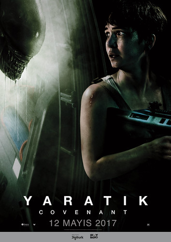 Yaratık: Covenant - Alien: Covenant (2017)