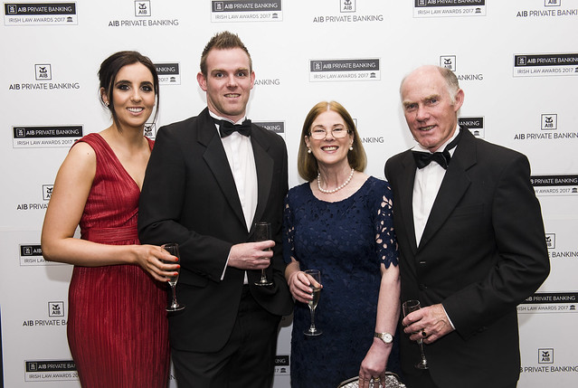 2017 AIB Private Banking Irish Law Awards Social Shots