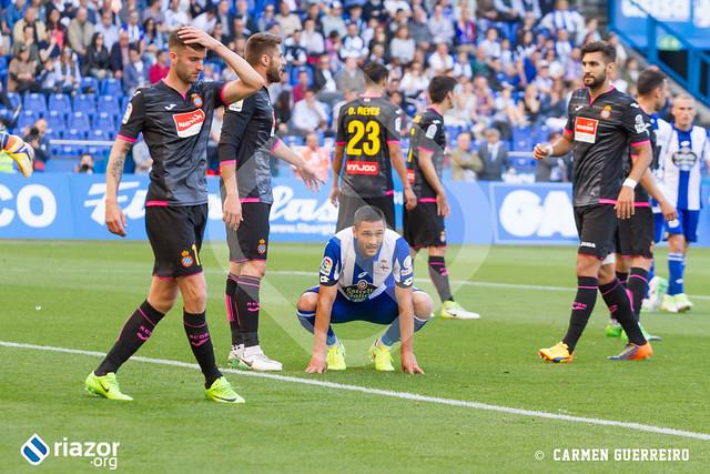 Liga Santander. Deportivo vs Espanyol