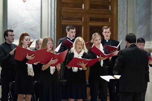 Meditazione musicale per la Pasqua con l'Apollinaris de Victoria Ensemble