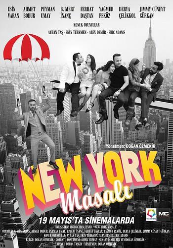New York Masalı (2017)