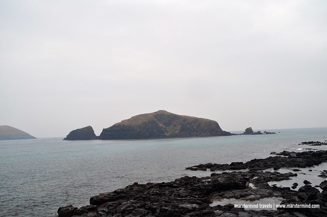 Trek at Suweolbong Jeju Island