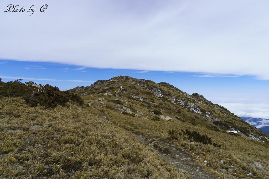 南湖北山 3536公尺