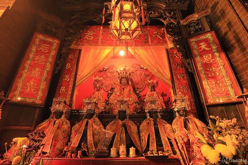 Sham Shui Po Tin Hau Temple