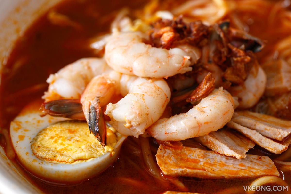 Sun Huat Kee Bangsar Prawn Noodle