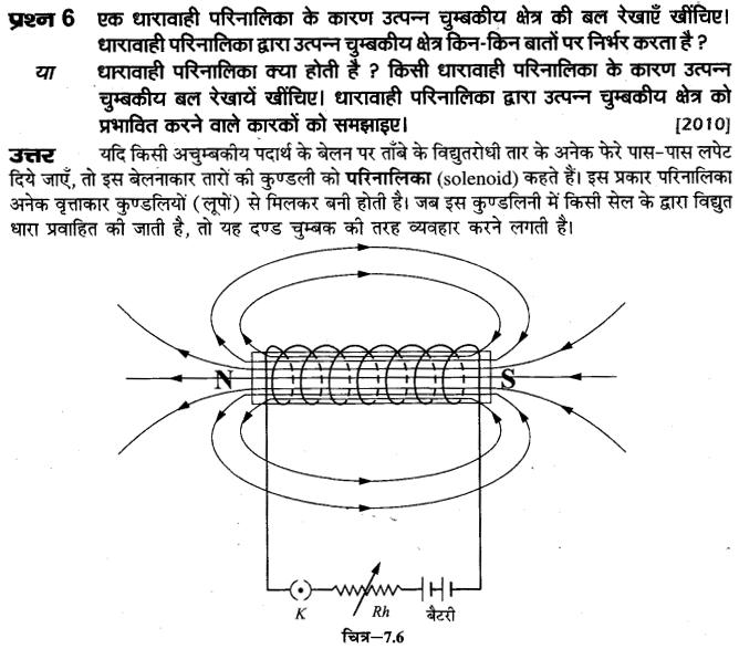 board-solutions-class-10-science-vighut-dhara-ka-chumbkiy-prabhav-9