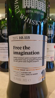 SMWS 10.115 - Free the imagination