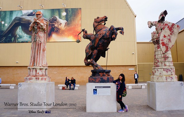 London Warner Bros Studio Tour 01